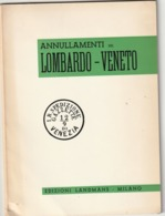 Italie - Lombardo - Veneto ( Annulamenti ) - 1965 -  68 Pages - Afstempelingen
