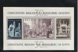 BL30 * Cardinal Van Roey -  ( Trace Légère De Charnière ) - Blocks & Sheetlets 1924-1960