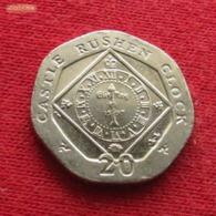 Isle Of Man 20 Pence 2013 AA KM# 1257  Ile De Man Isla De Man Isola Di Man - Isle Of Man
