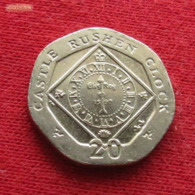 Isle Of Man 20 Pence 2013 AA KM# 1257  Ile De Man Isla De Man Isola Di Man - Monedas Regionales