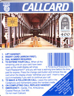 IRELAND - Trinity College(Dame Lane, Barcode & White And Transparent Logo On Reverse), Chip GP1, 05/92, Used - Ierland