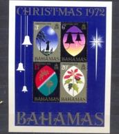BAHAMAS - MNH - CHRISTMAS - MI.NO.BL 9 - CV = 3,2 € - Christianity