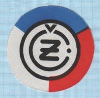 Czechoslovakia / Vintage Patch Abzeichen Parche Ecusson / Czech Weapons Factory. ČZ Automotive Industry. Moto 1970-80s - Ecussons Tissu