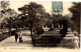 178- Clermont-Ferrand - Le Square Blaise Pascal - Clermont Ferrand