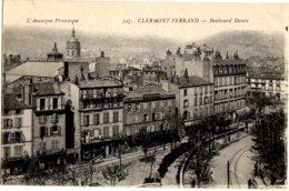 347- Clermont-Ferrand - Boulevard Desaix - L'Auvergne Pittoresque - Clermont Ferrand