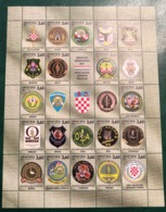 Croatia, 2019, Spacial Police Units (MNH) - Croazia