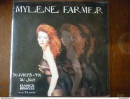 Mylène Farmer:Souviens -toi Du Jour-dance Remixes/Maxi 33 Tours Polydor 561445-1 - 45 G - Maxi-Single