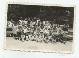 Boys And Girls Pose For Photo A363-253 - Personnes Anonymes