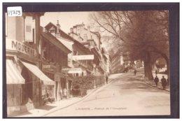 LAUSANNE - RUE DE L'UNIVERSITE - TB - VD Vaud