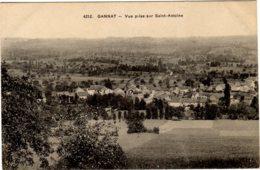 4212- Gannat - Vue Prise Sur Saint-Antoine - Francia