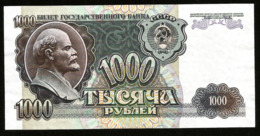 * Russia USSR 1000 Rubles 1992 ! UNC ! 67 ! - Russia