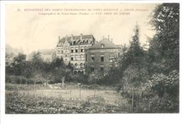 ARLON  Pensionnat Des Dames Chamoinesses - Arlon