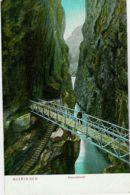 Meiringen - Aareschlucht - Pont Et Gorges De L'Aar - BE Berne