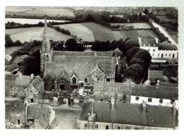 LA MARTYRE Près De Landerneau , Vue Aérienne De L'Eglise  -  Bon état- - Sonstige Gemeinden
