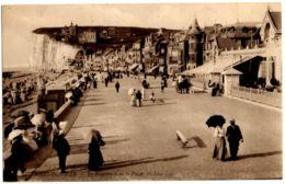 99- Mers-Les-Bains - La Promenade De La Plage - Mers Les Bains