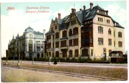 183- Metz - Rempart Paixhans - Paixhans Strasse - Rue Paixhans - Metz
