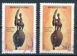 °°°MALI - Y&T N°1827/30 - 2001/2002 °°° - Mali (1959-...)
