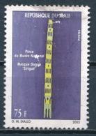 °°°MALI - Y&T N°1823 - 2002 °°° - Mali (1959-...)