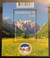 Slovenia, 2019, Logar Valley Nature Park (MNH) - Eslovenia