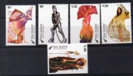 NOUVELLE ZELANDE   Timbres Neufs ** De 2004 ( Ref 1170 ) Art - Costumes - Nuova Zelanda