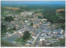 Carte Postale 72. Bessé-sur-Braye  Vue D'avion Trés Beau Plan - France