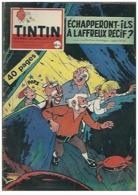 Tintin N°576 Escorteur Le Provençal - Jean Behra - La Grenouille - Vive La Moto - Jack Diamond De 1959 - Tintin