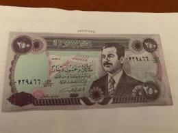 Iraq  250 Dinars Unc. Banknote 1977 - Iraq