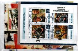 """Lot  Blocs Thematique """" 1er Guerre Mondiale  """" - Unclassified"""