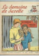 La Semaine De Suzette N°42 Le Trésor Du Négus - La Robe De Fée - Jeu Golf Suzette - Une Petite Fille Mystérieuse De 1955 - La Semaine De Suzette