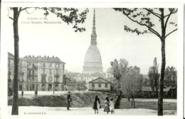 """5586 """"TORINO-LOTTO DI 5 RIPRODUZIONI CARTOLINE MODIANO(1900) """"-CARTOLINE POSTALI SPEDITE E NON - Italie"""