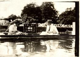 HENLEY  REGATTA 16*12 CM Fonds Victor FORBIN 1864-1947 - Photos