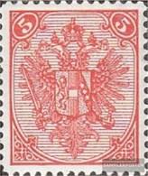 Austria.-Bosnia-herzegovina. 4III A Fine Used / Cancelled 1879 Double Eagle - Bosnië En Herzegovina