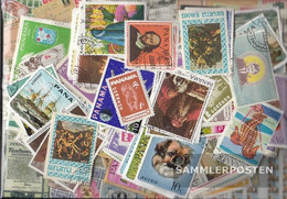 Panama Stamps-200 Different Stamps - Panama