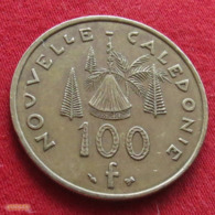New Caledonia 100 Francs 1997 KM# 15 Nouvelle Caledonie - Nieuw-Caledonië