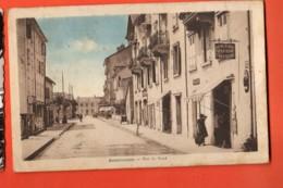 MTY-34 Annemasse Rue Du Nord Laiterie, ANIME. Circulé - Otros Municipios
