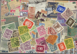 Latvia Until 1940 Stamps-100 Different Stamps - Latvia