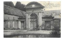 14/ CALVADOS...Château De BRECY. La Grande Porte En Chêne.... - Altri Comuni