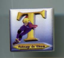 FEVE - FEVES PERSO - JEUX OLYMPIQUES D'HIVER 2010 - GENESTON - T - PATINAGE DE VITESSE - BOULANGERIE VRIGNAUD - Regionen
