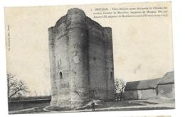 78/ YVELINES...HOUDAN. Vieux Donjon Ayant Fait Partie Du Château Des Anciens Comtes De Montfort, Seigneurs De Houdan.... - Houdan