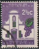 Afrique Du Sud 1962 Yv. N°267 - Groot Constantia - Oblitéré - Zuid-Afrika (1961-...)