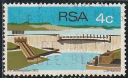 Afrique Du Sud 1972 Yv. N°332 - Inauguration Du Barrage H.-F. Verwoerd - Oblitéré - Zuid-Afrika (1961-...)