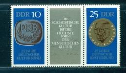 1970 Johannes Robert Becher Medal,german Politician,novelist,poet,DDR,1592,MNH - Writers