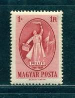 1949 Puschkin,Alexander Pushkin,russian Poet,playwright,novelist,Hungary,1039MNH - Writers
