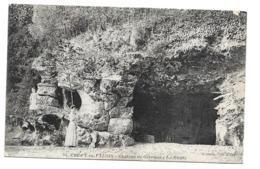 60/ OISE.. CREPY En VALOIS. Château De Geresme. La Grotte - Crepy En Valois