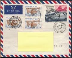 °°° POSTAL HISTORY MALI - 1970 °°° - Mali (1959-...)