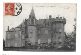 63/ PUY De DOME... LEZOUX. Château De Cropies - Lezoux