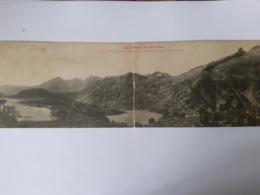 Carte-lettre Les Pyrénées - Vallée D'Aure - Francia
