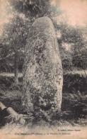 MENEAC -  Le Menhir De BELLOUAN - France