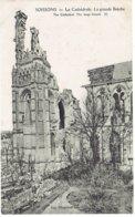 CPA FRANCE 02 AISNE SOISSONS - La Cathédrale - La Grande Brèche - Soissons