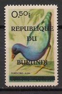 Burundi - 1967 - N°Mi. 271 - Oiseau - Neuf Luxe ** / MNH / Postfrisch - Burundi